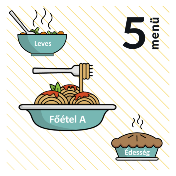 Korianderes kukorica krémleves + Rakott karfiol (allergén:szója) + Kendermagos datolyatorta